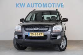 suv wagen Kia 2.7 V6 Adventure 4WD AUT/ AIRCO/ CRUISE/ TREKHAAK/ ETC.. 2006