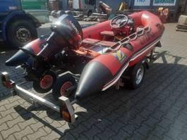 motorboot Mercury 25 pk