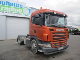 standaard trekker Scania G440 Retarder 2010
