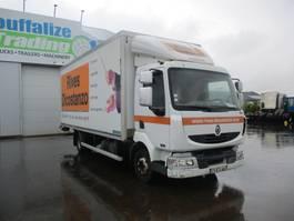 bakwagen vrachtwagen Renault Midlum 180  2006