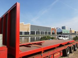laadbak vrachtwagen onderdeel Scania nieuwe laadbak