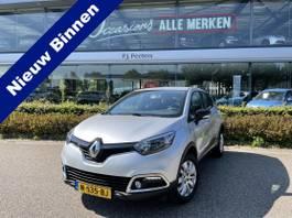 suv wagen Renault 0.9 TCe Authentique (airco - cruise control - ML - LMV - Parkeersensoren... 2017