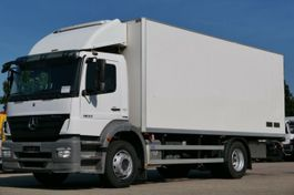 koelwagen vrachtwagen Mercedes-Benz Axor 1833 Fleischbahnen Scheckheft Euro 5 2010