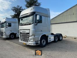 standaard trekker DAF XF 440 FTG 2X AVAILABLE - SILENT - AUTOMATIC - 2 TANKS - NL TOP TRUCK 2016