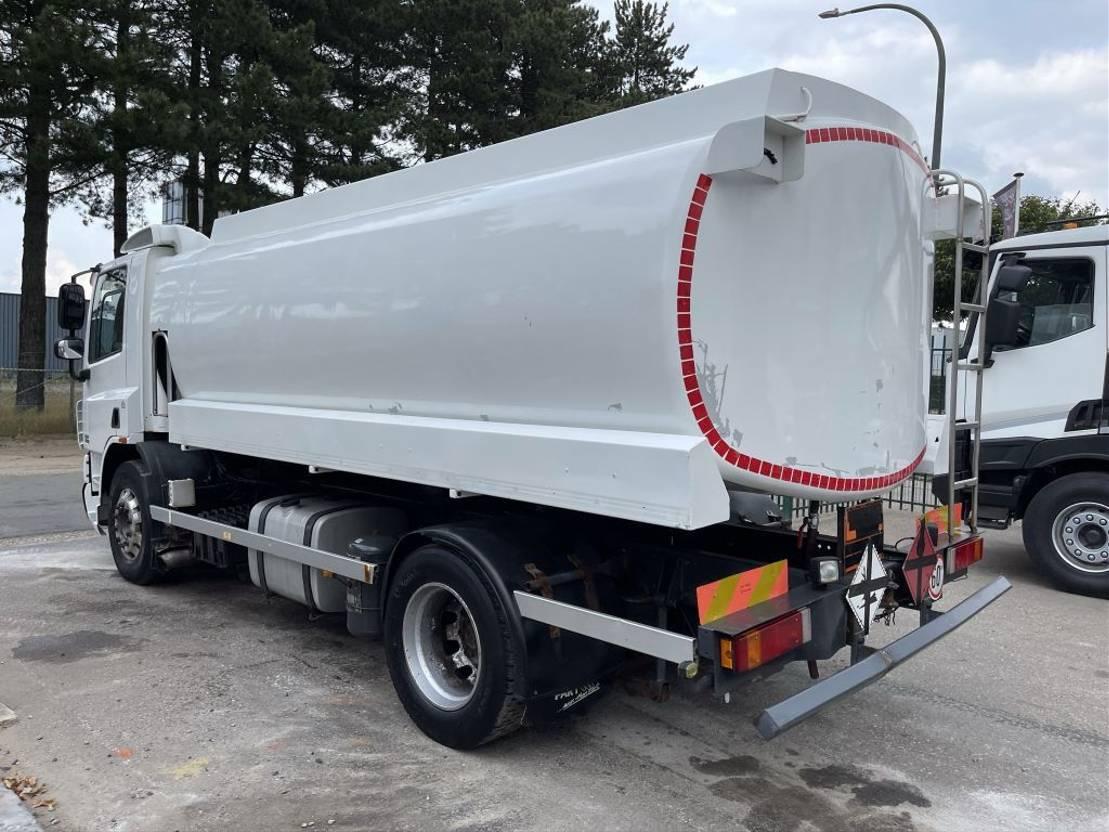 takelwagen-bergingswagen-vrachtwagen DAF CF 75 - 14.000 LITERS - 4-COMP - ATCOMEX -  FUEL TANKER / CITERNE MAZOUT - EURO 5 - 190.000km original - BE TRUCK 2008
