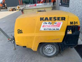 compressor Kaeser M 31 2016