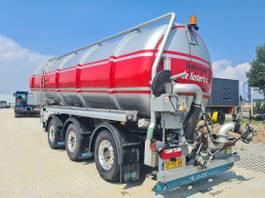 overige opleggers D-TEC Trailer Tanktrailer FV2006 2016
