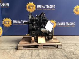 Motor vrachtwagen onderdeel Cummins 4BT3.3 2014