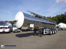 tankoplegger General Trailers Food tank inox 28 m3 / 1 comp 2001