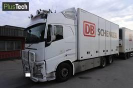 bakwagen vrachtwagen Volvo FH 540 2014