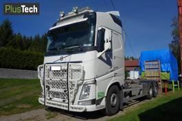 containersysteem vrachtwagen Volvo FH 540 2014