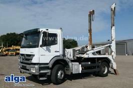 containersysteem vrachtwagen Mercedes-Benz Axor 1833 K 2011