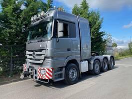 zware last trekker Mercedes-Benz Actros 4165 V8 8x4 Retarder/Blatt-Blatt/250 ton 2012
