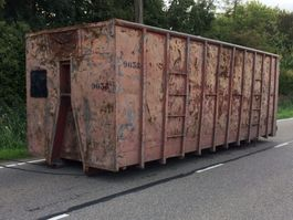 overige containers Schenk Container 40m3 container bak containerbak 40 kuub
