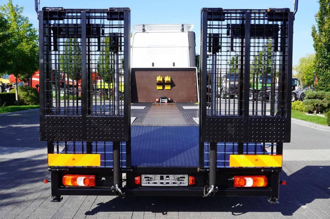 takelwagen-bergingswagen-vrachtwagen Mercedes-Benz Actros 2542 , E6, 6x2, Low Deck MEGA, New body 2021 2017