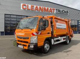 vuilkar camion FUSO Canter 9C18 Zoeller 7m³ 2021
