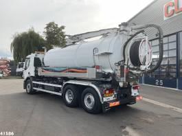 kolkenzuiger vrachtwagen Renault Premium Lander 380.26 DHM Combi Saug/Spul 2012