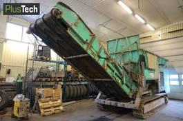houtversnipperaar Haas Avfallskvern 2012