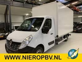 gesloten bestelwagen Renault Master 2.3DCI Bakwagen met Laadklep Airco 1000KG Laadvermogen 2019