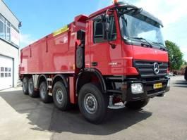 kipper vrachtwagen Mercedes-Benz 5044 AK Actros - 10x8 - Euro 5 - Telligent - 3 pedals 2007