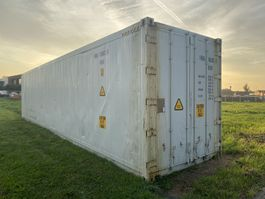 koel vries zeecontainer 40FT Refrigerated Container / Carrier 2001