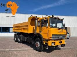 kipper vrachtwagen Iveco Turbostar 330 WATERCOOLED  ZF 6X4 1992