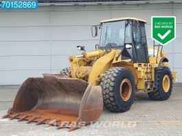 wiellader Caterpillar 950H FULL STEERING 2013
