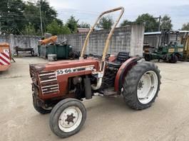 standaard tractor landbouw Fiat 55-66 1986