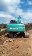 wielgraafmachine Kobelco SK210LC-8 2017