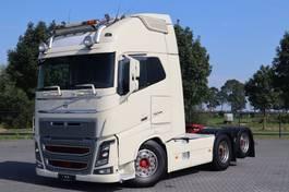 standaard trekker Volvo FH 16 6X2 RETARDER EURO 6 2X PTO/HYDRAULIC + BLOWER 2016