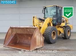 wiellader Caterpillar 938K GERMAN DEALER MACHINE - HIGH TIP BUCKET 2014