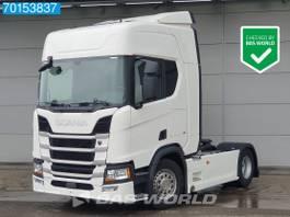 standaard trekker Scania R450 4X2 Retarder ACC 2x Tanks Euro 6 2018