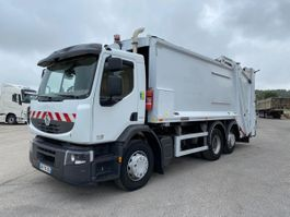 vuilkar camion Renault Premium 2012