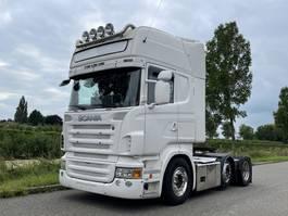 standaard trekker Scania R480 6x2/2 topline / Retarder / manual / twinsteer 2008