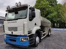 tankwagen vrachtwagen Renault Premium 460 DXI-4x4-citerne en inox isotherme