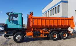 kipper vrachtwagen Scania 113M 380 6x4 SHD 1995
