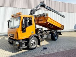 overige bouwmachine Andere EuroCargo ML120E22 4x2 EuroCargo ML120E22 4x2 mit Kran Hiab 088ES... 2013