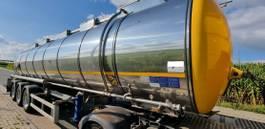 tankoplegger KAESSBOHRER Chemieauflieger STC 34m³ 2018