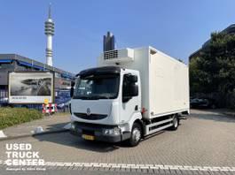 koelwagen vrachtwagen Renault Midlum 180 4x2 Frigo Cool box Thermoking V-600 Max 2013