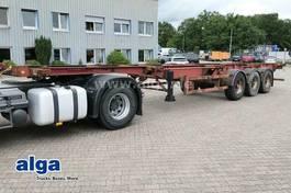 chassis oplegger SCHWERINER ANDERE Schweriner Fahrzeugbau CS40, 2x20/1x30/1x40 Fuß 1995
