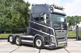 standaard trekker Volvo FH 16 Globe XL 6x2 - EURO 6 - 531 TKM - FULL AIR - HUB REDUCTION - ALCOA'S - 2015