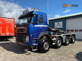 containersysteem vrachtwagen Terberg FM1950 8X6 30T NCH APK 08-22 2006