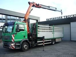 kraanwagen MAN TGM 12 4x2 Euro 4 Open box  PK 11502B 2008