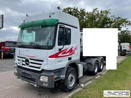 standaard trekker Mercedes-Benz Actors 2650 Steel/air - EPS 3 peds - Hydraulics 2004