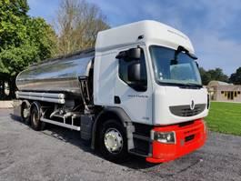 tankwagen vrachtwagen Renault Lander 370 6X2 CITERNE A EAU