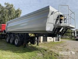 kipper oplegger Langendorf Semitrailer Tipper Standard 26m³ 2020