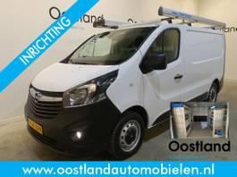gesloten bestelwagen Opel 1.6 CDTI L1H1 Servicebus / Sortimo Inrichting / Airco / Cruise Control /... 2017