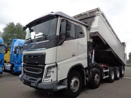 kipper vrachtwagen Volvo FH 16 650 10X4 2015