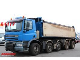 kipper vrachtwagen Ginaf X 5250 TS 10X4 Aut. 25m3 Kipper Euro 5 2010