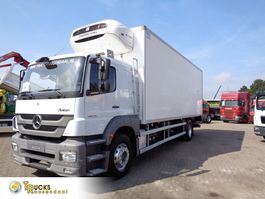 koelwagen vrachtwagen Mercedes-Benz Axor 1829 + Euro 5 + ADR + Thermo King T-1000R 2012